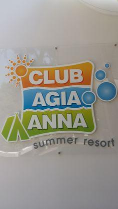 Oικογενειακές διακοπές στο Club Agia Anna summer resort!