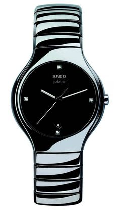 Rado Watch True L #360-image-yes #bezel-fixed #bracelet-strap-ceramic #brand-rado #case-material-ceramic #case-width-40mm #date-yes #delivery-timescale-4-7-days #dial-colour-black #gender-mens #luxury #movement-quartz-battery #official-stockist-for-rado-watches #packaging-rado-watch-packaging #style-dress #subcat-true #supplier-model-no-r27654742 #warranty-rado-official-2-year-guarantee #water-resistant-30m