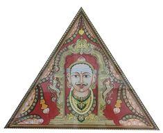 Mysore Painting, Madhubani Painting, Yashoda Krishna, Temple India, Traditional Paintings, Ganesha, Indian Art, Sculptures, Spirituality