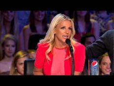 Get Ready for Britney - THE X FACTOR USA