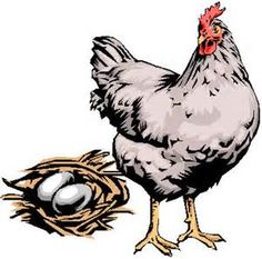 nesting hen clipart - - Yahoo Image Search Results
