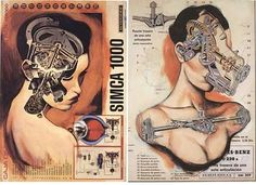 a few years in the Absolute Elsewhere: Man as a Palace of Industry: The Mensch/Machines of Fritz Kahn.
