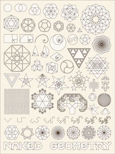 Great patterns and logos for branding spiritual approach.