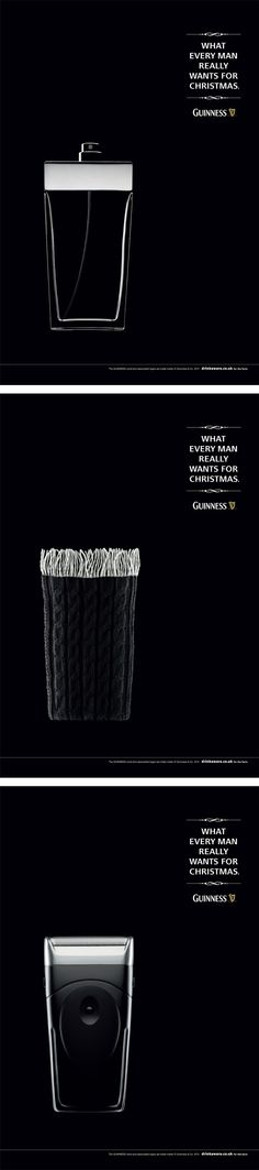 Guinness. What a great use of brand identity.
