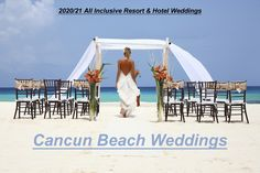Cancun Resorts, All Inclusive Vacations, Vacation Club, Vacation Trips, Perfect Image, Perfect Photo, Love Photos, Cool Pictures, Beach Wedding Packages