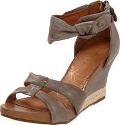 Sky Reno wedge. I don't mind higher heels if they're wedges :) #shoes #summer