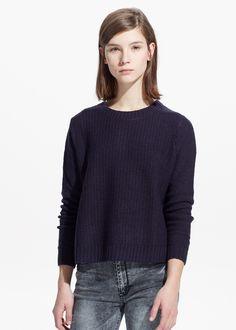 Pullover maglia catenaccio