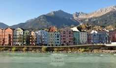 Innsbruck, Austria...been here and would love to go back!