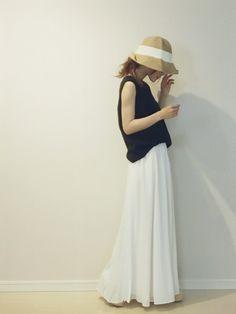 真のオシャレ女子は必ず持ってる?UVカット帽子で美しく夏を乗り切ろう♡ MERY [メリー]