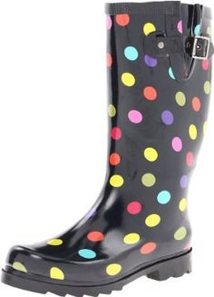 If your Boutique Social falls on a rainy day, show up in dotty style!