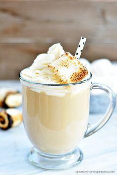 Caramel Marshmallow Latte