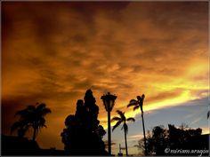 Desde el atrio de Santo Domingo, 14 de noviembre 2012