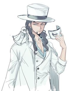 One Piece, Rob Lucci