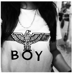 Love BOY London!
