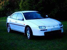 Mazda Astina 323 to pull my Mazda Hatchback Teardrop ! Remaking this car! Mazda Hatchback, Teardrop Caravan, Racing Stripes, Caravans, Bmw, Vehicles, Autos, Car, Vehicle