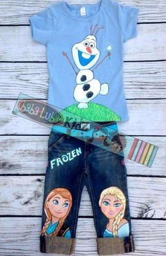 e8cfd6982 Baby Girl Clothing Cartoon Pattern Printing Clothes Kids Jeans Children  Pants Summer Casual Denim Pants Baby Girls Jeans in 2019 | Baby Clothing |  Baby girl ...