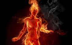 In Islam, there are three sapient creatures of Allah: humans, angels, and the jinn (or genies). Jinn are referred to in the Qur'an as having been formed by scorching fire - they are divided into 5 types - Iblis (Islamic Satan) is a jinni