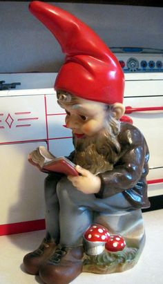 Tracy's Toys (and Some Other Stuff): Heissner Gnome