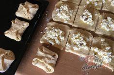 Babiččin recept – tvarohové kynuté šatičky – RECETIMA Nutella, Waffles, Breakfast, Square Blanket, Crochet Granny, Challah, Bakken, Dessert Ideas, Morning Coffee
