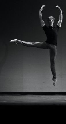 Tiit Helimets, Principal Dancer San Francisco Ballet .