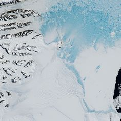 'Antarctica's Changing Larsen Ice Shelf' image from the #NASA_App http://www.nasa.gov/image-feature/antarctica-s-changing-larsen-ice-shelf