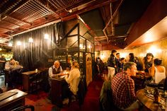 Stitch on York St. Bars and Nightlife in Sydney, Australia - Scene Asia - WSJ