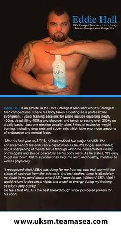 Uks Strongest Man 2011 - 2012 - 2013   Eddie Hall ASEA Athlete