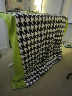 tutorial for dog car seat blanket