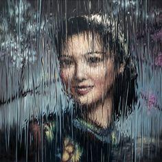 LADY: OLD MEMORY, Liu Baomin (b1989, Xi'an City, Shaanxi Province, China)