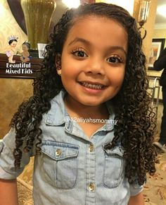Aliyah - 4 Years • Mom: Mexican • Dad: African American ❤