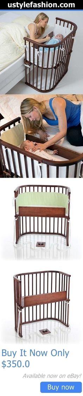 Baby Co-Sleepers: Babybay Bedside Co-Sleeper With Classic Comfort Mattress BUY IT NOW ONLY: $350.0 #ustylefashionBabyCoSleepers OR #ustylefashion