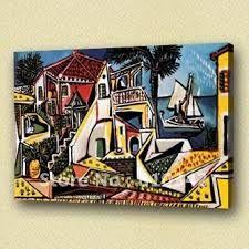 reproductie van Picasso
