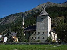 Schloss Wildenberg, Zernez