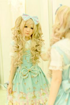 ♛ lolita girls fashion ♛