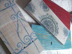 Tecnicas decorativas sobre madera on pinterest by - Tecnicas decorativas ...