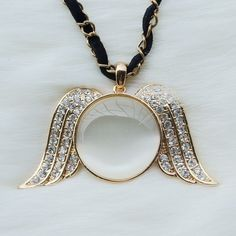 19 best big pendant necklace images on pinterest drop necklace big pendant necklace big wingslong necklacecheck jewelry aloadofball Images