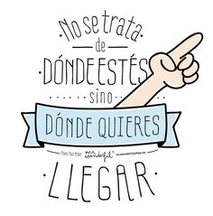 Image about phrases in Frases📝 by Mr Wonderful, Inspirational Phrases, Motivational Phrases, Albert Schweitzer, Spanish Quotes, Spanish Posters, Travel Quotes, Positive Quotes, Positive Mind
