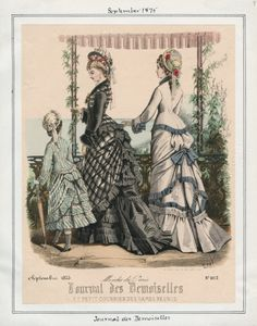 Journal des Demoiselles. September, 1875