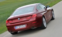 2012 BMW 640i Coupe First Drive – Review – Car and Driver