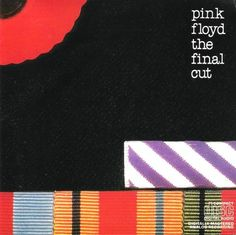 The Final Cut Pink Floyd album cover