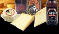 Bières et fromages: 10 meilleures suggestions de la dernière année (Parmi celles-ci, la Palabre du coucher de soleil de la microbrasserie madelinienne À l'Abri de la Tempête) #ilesdelamadeleine #magdalenislands