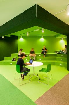 UNIVERSITY OF TECHNOLOGY, SYDNEY, BUILDING 5 by Woods Bagot