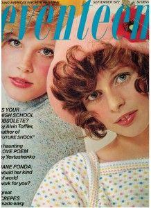 The Vintage 1972 Biba-esque Baby Look | Musings from Marilyn - Finnfemme blog