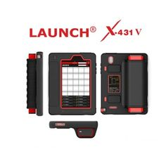 US$790.00 - Launch X431 V (X431 Pro) Wifi/Bluetooth Tablet Full System Diagnostic Tool   Description:  Launch X431 V (X431 Pro) with Bluetooth/Wifi based on Android system, is a new car malfunction diagnostic device developed by Launch Tech for internet application. X-431 V completely substitutes X431 IV and X431 Diagun III. It passes on Launch advantages in car fault diagnostic technology, such as vast car model coverage, powerful test function, special function and accurate tast data…
