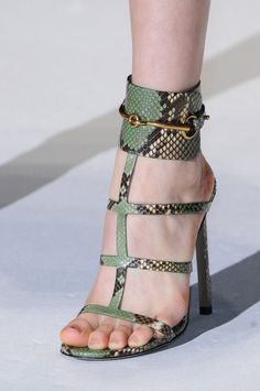 Gucci Spring 2013 runway shoe... There is nothing about this shoe that I don't adore!!