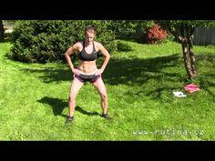 Superžrout kalorií - sestava pro začátečníky Health Fitness, Running, My Style, Exercises, Youtube, Beauty, Health Tips, Diet, Health