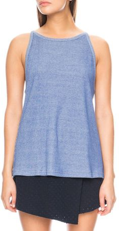 The Fifth Label 'Close Your Eyes' Knit Tank was $53 now $19.97