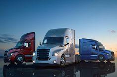 A Tradition of Innovation - Freightliner Trucks   Freightliner Trucks