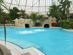 Therme Erding, close to #munich /  #spa #inner_courtyard