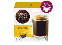 NESCAFÉ® Dolce Gusto® Grande kahvi 16 kapselia pakkauksessa